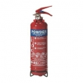 Fire Extinguisher 1KG Dry powder