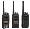Kenwood NX-220 / NX-320 NEXEDGE VHF/UHF Digital & FM Portable Transceiver